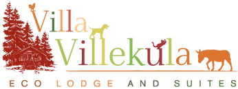 Villa Villekulu is a lodge and restaurant in The Crags, Plettenberg Bay